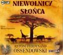 Niewolnicy słońca audiobook CD