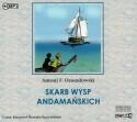 Skarb wysp andamańskich audiobook CD. Czyta: Krzysztof Plewako-Szczerbiński