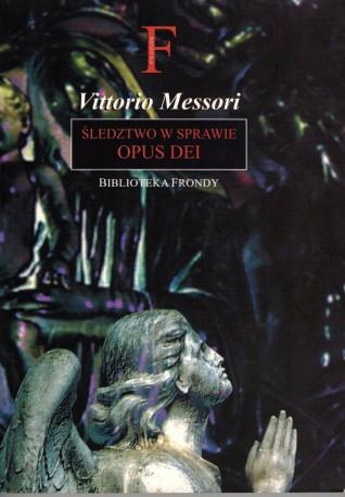Śledztwo w sprawie Opus Dei