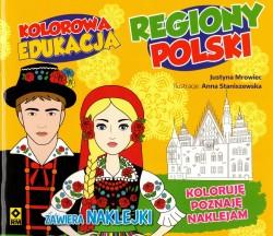 Regiony Polski. Kolorowa edukacja