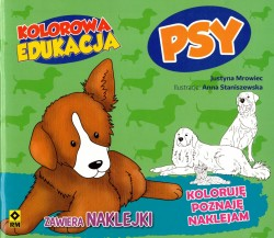 Psy. Kolorowa edukacja