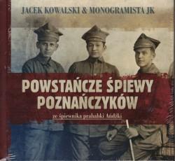Powstańcze śpiewy Poznańczyków ze śpiewnika prababki Ańdźki