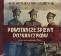 Powstańcze śpiewy Poznańczyków ze śpiewnika prababki Ańdźki. Książka + płyta CD