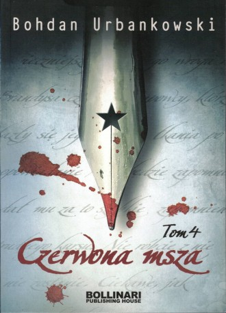 Czerwona msza czyli uśmiech Stalina tom 4