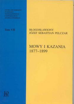 Mowy i kazania 1877-1899