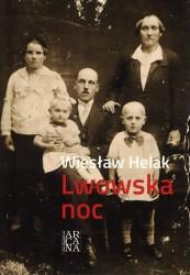 To pierwsza na polskim rynku powieść o Lwowie,...