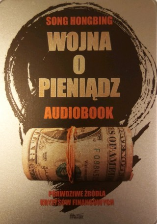 Wojna o pieniądz audiobook DVD-MP3