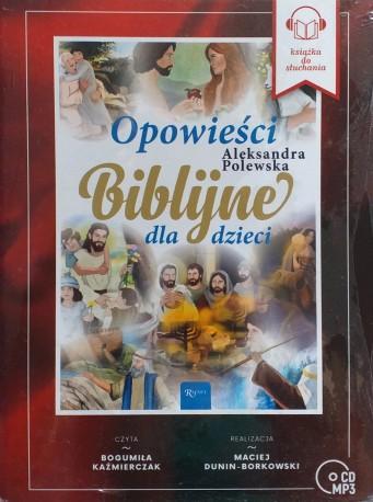 Opowieści biblijne dla dzieci (audiobook)