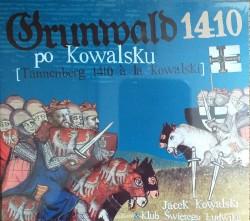 Grunwald 1410 po Kowalsku. Płyta CD