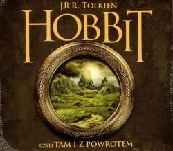 Hobbit czyli tam i z powrotem - audiobook CD