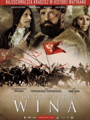 Błogosławiona wina - film DVD